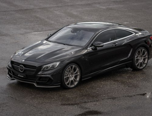 NEW Mercedes-Benz S-Coupe