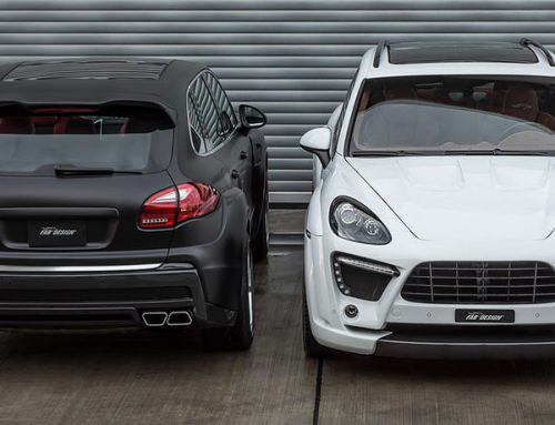 2019 FAB DESIGN New Cayenne