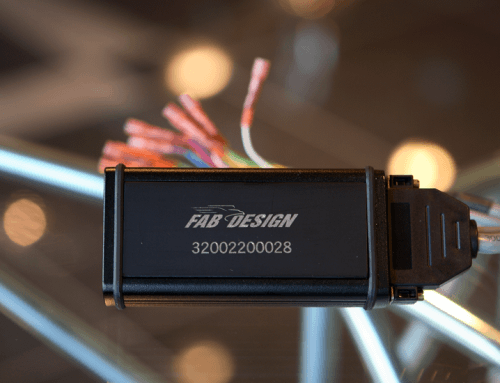 FAB DESIGN Suspension Controller